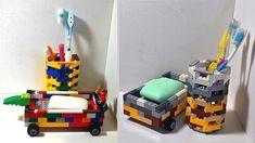Repurpose Legos - Toiletries
