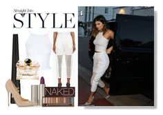 """Get the Kylie Look"" by ronkexx12 on Polyvore featuring Barry M, Ilia, Miss Selfridge, Jimmy Choo, Avelon, Urban Decay and Salvatore Ferragamo"
