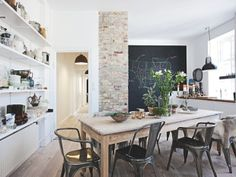A French apartment in Denmark - Boligmagasinet