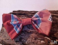 bandana bowtie DIY