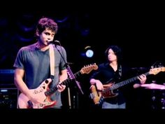 John Mayer - Slow Dancing In A Burning Room. This song is so good. One of my all time faves.