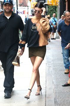 """""""July 27, 2017 - Spotted leaving her hotel in NYC """""""