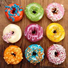 These doughnuts are cute, but your taste buds are being lied to!   How Your Taste Buds Are Being Misled via Health Beauty Life // #doughnuts #NationalNutritionMonth #health #naturalhealth