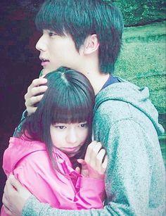 "Taishi Nakagawa x Maika Yamamoto, J drama series ""Minami-kun no koibito, My little lover"" My Little Lover, Taishi Nakagawa, Drama Fever, Japanese Drama, Drama Series, Yamamoto, Movies Showing, Korean Drama, Lovers"