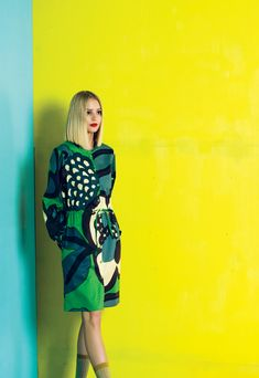 I have always loved Marimekko . My brother used to live in Stockholm, visiting him there was a dream as there were so many wonderful S...