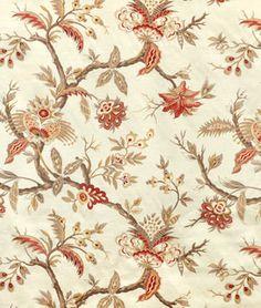 "Richloom Brizio Antique Fabric - $17.8 | onlinefabricstore.net65 cotton 35 polyester 56"" repeat 27"""