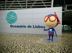 Oceanário de Lisboa  by tripadvisor best aquarium in Europe.