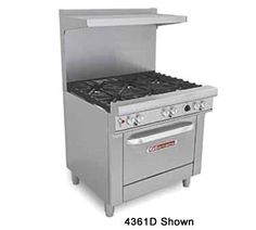 Southbend H4364A 36 12 Restaurant Mixed Top Range  Ultimate 400 Series * To view further for this item, visit the image link.