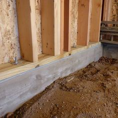 14 Framing Mistakes to Avoid at All Costs anchor locations foundation Home Renovation, Home Remodeling, Wood Frame Construction, Building A Shed, Home Repairs, Shed Plans, Home Projects, Tiny House, Home Improvement
