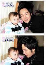 Resultado de imagen para jang geun suk  en baby and me