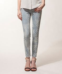 This Tripper Wash Waif Jeans by Jordan Louis is perfect! #zulilyfinds