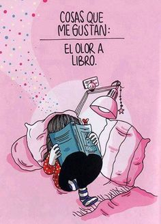 olor a libro