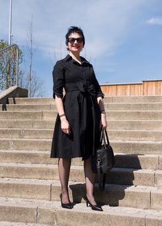 Lena's Blog: Hemdblusenkleid