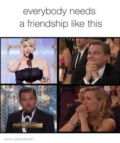 Everybody needs a friendship like this.