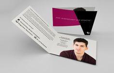 Folder A5 für TexterBerlin Berlin, Grafik Design, A5, Polaroid Film, Advertising Agency