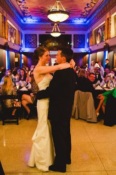 Image compliments of @forthemomemtphoto @thethaxtonstl #firstdance #wedding