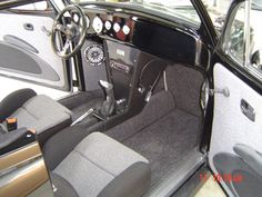 vw bug custom interiors - Google Search