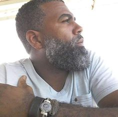 45 Dynamic Black Men Beard Styles 201945 Dynamic Black Men Beard Styles 2019 - FashiondioxideThe Black Hair DiaryThe Black Hair Diary Topnotch Hairstyles For Black Men Black Men Haircuts, Black Men Hairstyles, Curly Hairstyles, Black Men Beards, Handsome Black Men, Black Beards Styles, Beard Styles For Men, Hair And Beard Styles, Black Man