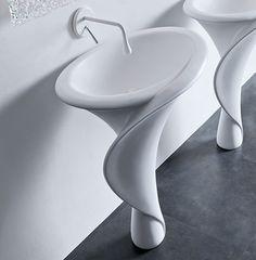 lavabo sur colonne Kalla - SM26
