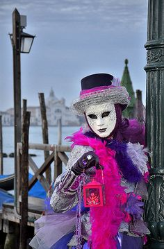 Carnival in Venice, Italy. | Flickr - Photo Sharing!