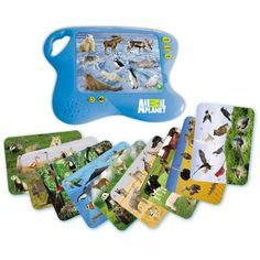 Animal Planet Animals of the World Learning Pad and the Animal Planet large ABC Animals Puzzle #Sponsored review