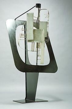 """Sculpture Mobile"", Stainless steel, x x inches Metal Art Sculpture, Contemporary Sculpture, Abstract Sculpture, Contemporary Art, Sculpture Ideas, Dawn And Dusk, Welding Art, Modern Artists, Art Lesson Plans"