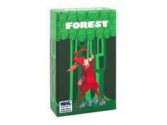 Forest. Forestje rychlá karetní hra pro celou rodinu, vhodná především pro děti od 6 let.Vizuálně působivá hra, ve které hráči postupně budují pohádkový les, ze kterého sem tam vykoukne pohádková postava. Některé postavy jsou pro hráče důležité a jiné jsou zde pouze pro zmatení.Cílem hry je získání co největšího… Pokemon, Fantasy, Logos, Games, Art, Art Background, Logo, Kunst, Gaming