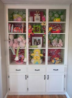 Beau CHINA CABINET TOY CHEST   Without Glass, This China Cabinet Became A Fun  Way To
