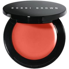 Bobbi Brown Pot Rouge For Lips & Cheeks - Colour Calypso Coral (260 MAD) ❤ liked on Polyvore featuring beauty products, makeup, cheek makeup, blush, beauty, cosmetics, fillers and bobbi brown cosmetics