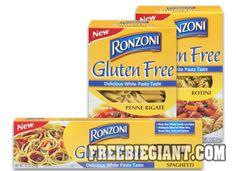 $1 Off Ronzoni Gluten Free Pasta-Printable Coupon - http://freebiegiant.com/1-off-ronzoni-gluten-free-pasta-printable-coupon/