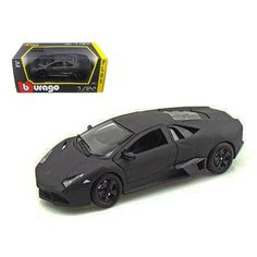 Lamborghini Reventon Grey 1/24 Diecast Model Car by Bburago
