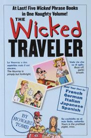 The Wicked Traveler Book $8.95