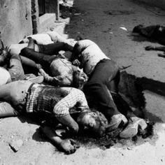 Noam Chomsky: Sabra  Shatila Massacre That Forced Sharon's Ouster Recalls Worst of Jewish Programs