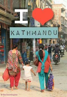 Kathmandu, I love you! #travel #nepal #bloggers
