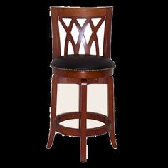 Cathedral Swivel Stool