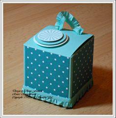 Kleine gefüllte Milchtüten http://rosiesstempeltraum.blogspot.de/