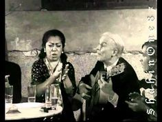 """Old School Flamenco Session"" with Fernanda de Utrera and Deigo del Gastor on the guitar"