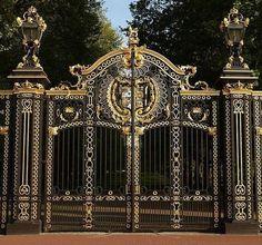 Iron Gates Design Gallery 10 Images In 2019 Iron Gates Gate