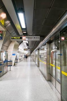 Metro Stations (2013 Trip)
