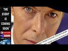 DAVID BOWIE'S LAST POST BEFORE HE DIED 'GOOGLE IS ILLUMINATI ILLUMINATI IS GOOGLE ' - YouTube