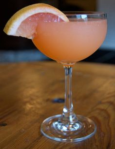 Grapefruitcello Martini-Best Spring Cocktails - Town & Country's Carefully Curated guide To The Most Innovative Spring Cocktails Across America - Town & Country Magazine
