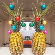 Pineapple Christmas Trees | POPSUGAR Moms Photo 2