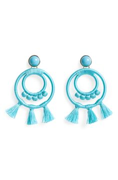 Romany Drop Earrings