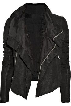 i like this idea. sorta like the look i have when i do my clean lines leather jacket.