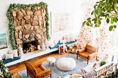California Winter Wonderland Glam - Emily Henderson