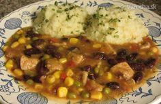 Bravčové soté na mexický spôsob - recept | Varecha.sk 20 Min, Chana Masala, Meat, Chicken, Ethnic Recipes, Food, Beef, Meal, Essen