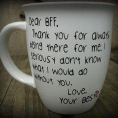 Dear BFF