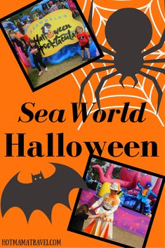 There are many ways to celebrate Halloween, like a visit during the weekends for a SeaWorld Halloween Spooktacular in San Diego. Click for all the details.