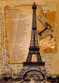 Paris Vintage style... This is so cool. Sorry that I'm so obsessed with Paris!