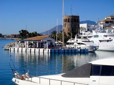 Apartment in Puerto Banus, Marbella as holiday let to rent, Costa del Sol Marbella Apartments, Places Around The World, Around The Worlds, Puerto Banus, The Province, Mediterranean Sea, Andalucia, Malaga, Spain